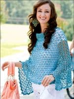 Learn to Delta Lace Crochet Book AA 871103 DISCONTINUED